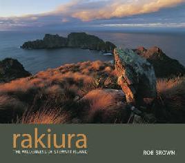 Rakiura book cover
