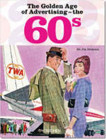 Cover of The golden age of advertising  - the 60s