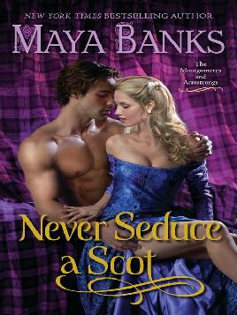 Cover of Never seduce a Scot