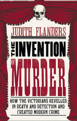 cover of The invention of Murder