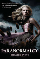"Cover: ""Paranormalcy"""