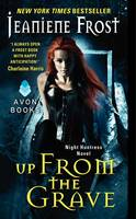 Cover of Up From the Grave by Jeanine Frost