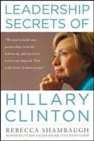 Cover of Leadership secrets of Hillary Clinton