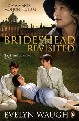 Cover of Brideshead Revisited