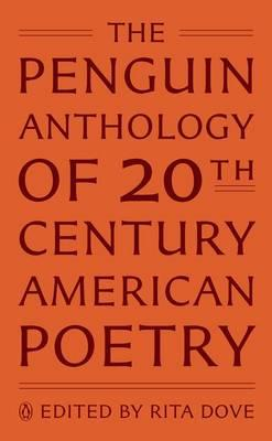 Cover of The Penguin Anthology of 20th Century American Poetry