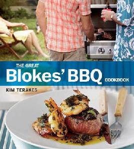 Cover of The Great Bloke's BBQ Cookbook