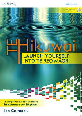 Cover for Launch yourself into Te Reo Māori