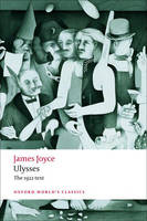 Cover: Ulysses by James Joyce