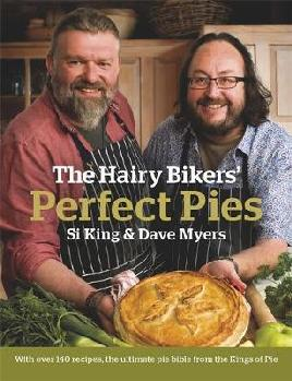 Cover of The hairy bikers' perfect pies