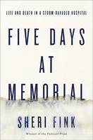 Cover of Five days at Memorial