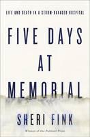 Cover of Five days at Memorial