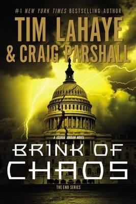 Brink of Chaos by Tim LaHaye and Craig Parshall, cover