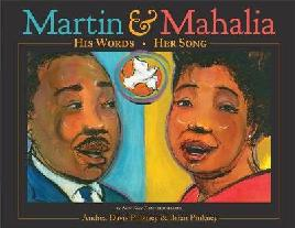 Cover of Martin and Mahalia