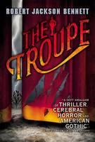 Book cover: The Troupe