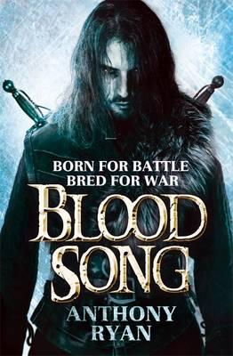 Cover of Blood Song by Anthony Ryan