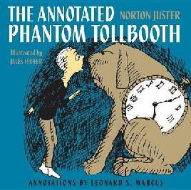 Cover: The Annotatated Phantom Tollbooth