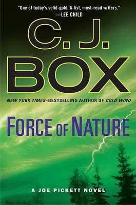 """Cover: """"Force of Nature"""""""