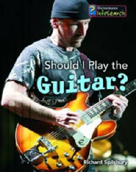 Cover of Should I play guitar?