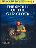 Cover of The secret of the old clock