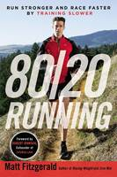 Cover of 80/20 running