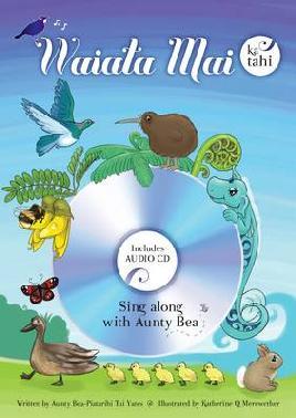 Cover of Waiata mai