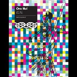 cover for Ora Nui