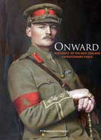 Cover of  Onward: Portraits of the New Zealand Expeditionary Force