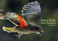 Cover of Native Birds of New Zealand