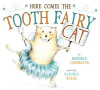 Cover of Here comes the tooth fairy