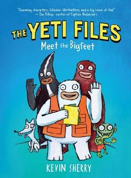 Cover of Meet the Bigfeet