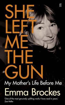 Cover: She Left Me the Gun