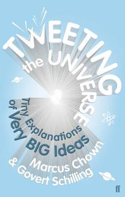 Cover of Tweeting the universe