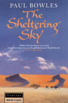 Cover of The Sheltering Sky