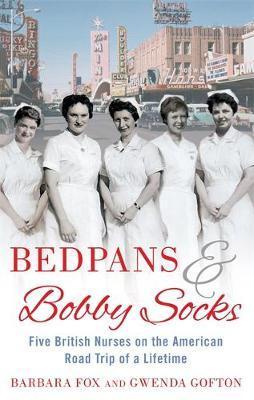 Cover of Bedpans & bobby socks