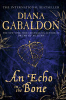 Cover of An echo in the bone.