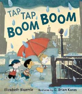 Cover of Tap tap boom boom