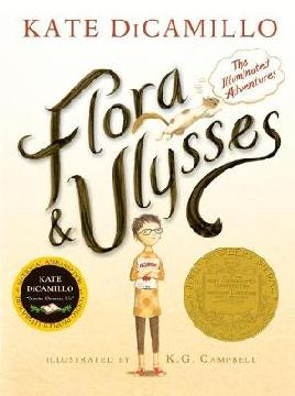 Cover of Flora & Ulysses