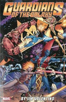 Cover of Guardians of the galaxy volume 1