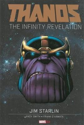 Cover of Thanso the infinity revelation