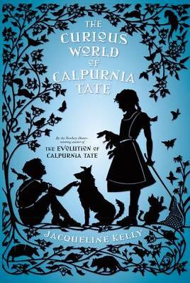 Cover of The Curious World of Calpurnia Tate