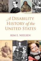Cover of A disability history of the United States
