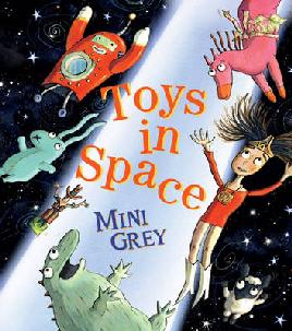 Cover of Toys in space