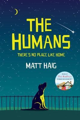 Cover of the Humans by Matt Haig