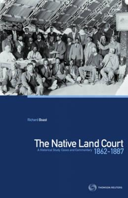 Cover of The Native Land Court