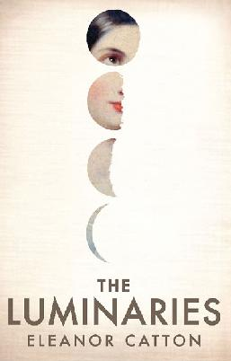Cover of The Luminaries, by Eleanor Catton