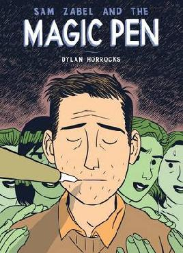 Cover of Sam Zabel and the Magic Pen