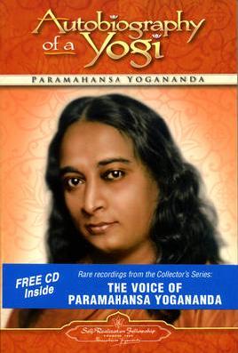 Cover of Autobiography of a yogi