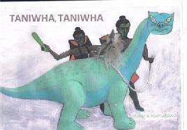 Cover of Taniwha, taniwha