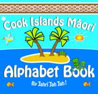 Cover of Cook Islands Māori alphabet book