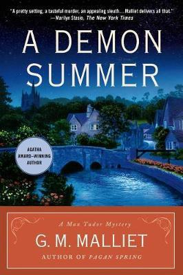Cover of A Demon Summer